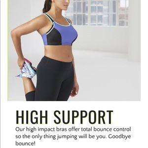 Glamorize Sports HIGH support bra
